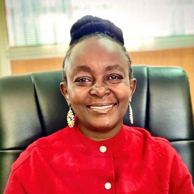 Jane Njomo – Monitoring & Evaluation Officer