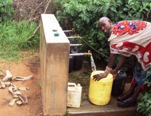 Kajiado rural water supply, sanitation and hygiene project